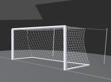 Soccer goal. Stock Images