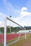 Soccer goal Royalty Free Stock Photo