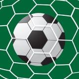 Soccer Goal. Vector : Soccer Goal design june 2015 Stock Image