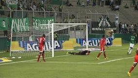 Soccer Goalie, Player, Futbol, Sports stock video footage