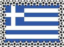 Soccer Greece Stock Photo