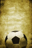 Soccer grunge. Soccer concept in grunge style, with copy space