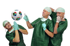 Soccer health Stock Photos