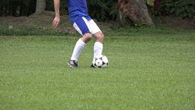 Soccer Kick, Player, Futbol, Sports Royalty Free Stock Photography