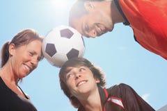 Soccer kid Stock Photography