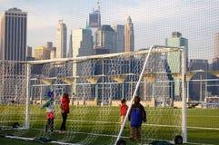 Soccer Kids Royalty Free Stock Photos