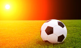 Soccer light Royalty Free Stock Images