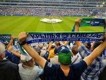 soccer match stock photo