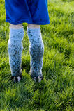 Muddy Socks Stock Photography