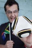 Soccer Nerd Royalty Free Stock Image