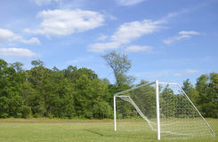 Soccer Net Royalty Free Stock Photos