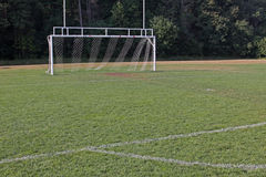 Soccer Net Royalty Free Stock Photography