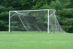 Soccer Net Royalty Free Stock Image