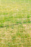 Soccer net Royalty Free Stock Photo