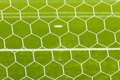 Soccer net Royalty Free Stock Photo