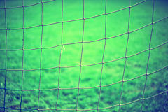 Soccer net pattern background Royalty Free Stock Image