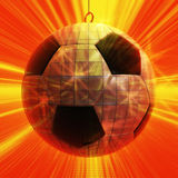 Soccer Party Royalty Free Stock Photos