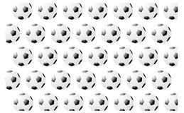 Soccer Pattern Stock Images