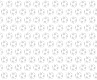 Soccer pattern Royalty Free Stock Photos