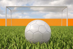 Soccer Penalty Kick Royalty Free Stock Photos
