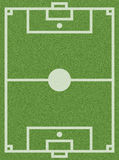 Soccer pitch Stock Photos
