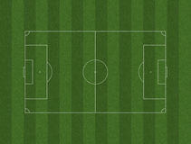 Soccer Pitch And Field Royalty Free Stock Image