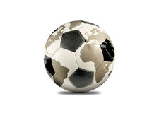Soccer planet Stock Photography