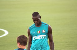Soccer Player Balotelli Stock Photo