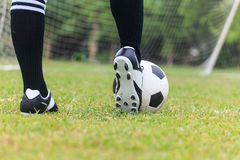 Soccer Royalty Free Stock Photos