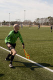 Soccer Ref Royalty Free Stock Image