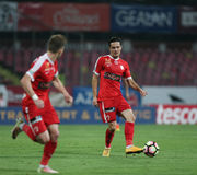 Soccer Romania's Liga 1 – Dinamo Bucharest vs. CSM Iasi Stock Images