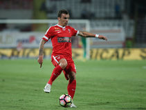 Soccer Romania's Liga 1 – Dinamo Bucharest vs. CSM Iasi Royalty Free Stock Photo