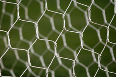 Soccer´s goal net Royalty Free Stock Images
