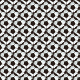 Soccer seamless pattern Stock Photos