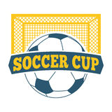 Soccer sign vector set. Stock Photo