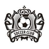 Soccer. Soccer ball Royalty Free Stock Images