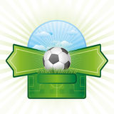 Soccer sport Royalty Free Stock Photos