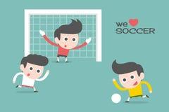Soccer sport Royalty Free Stock Image