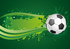 soccer sport design element Royalty Free Stock Images