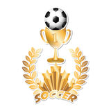 Soccer sport. Design, vector illustration eps10 graphic Royalty Free Stock Photography