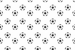 Soccer sport football wallpaper vector background Royalty Free Stock Photos