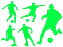 Soccer sport royalty free stock photography