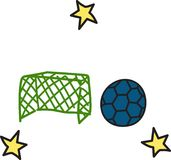 Soccer Sport Stock Photography