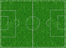 Soccer sport stadium Stock Photography