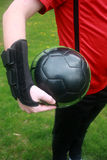 Soccer Sports Injury Royalty Free Stock Images