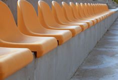 Soccer stadium Royalty Free Stock Photo