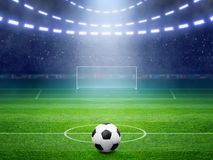 Free Soccer Stadium Stock Photo - 37912960