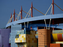 Soccer stadium Aveiro Euro 2004 Royalty Free Stock Photo