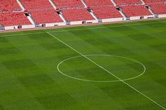 Soccer stadium Stock Images