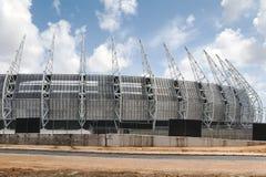 The soccer stadium of Fortaleza, Brazil Royalty Free Stock Image